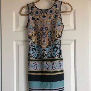 Clover Canyon Dress Print - S